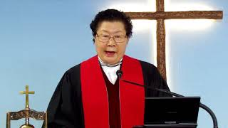 생수교회 : 주일 설교 (2020. 10. 18)