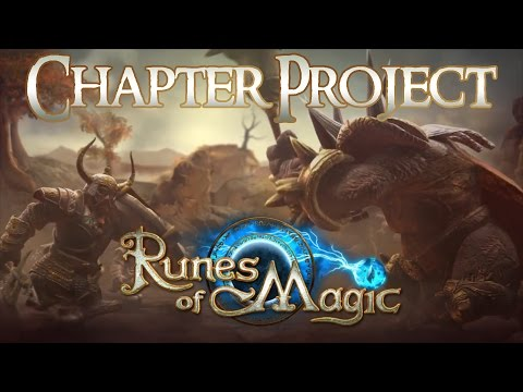 [Chapter Project] Présentation de Runes of Magic et du projet