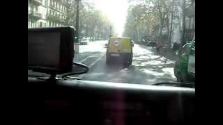 Départ intervention CRF PARIS
