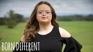 Model With Down Syndrome Launches Fashion Line | BORN DIFFERENT
