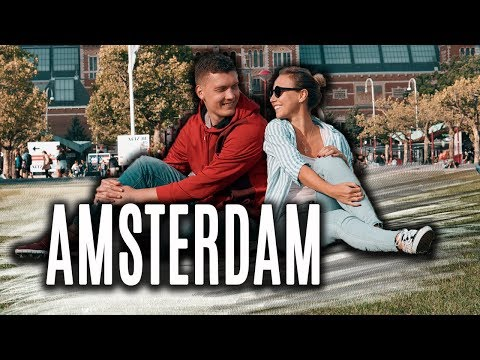 The Amsterdam Travel Vlog | Things to do in the Netherlands.