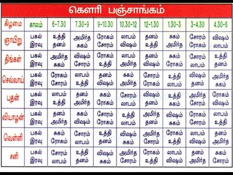 Tamil Horoscopes - birth date tamil astrology in 2013 - YouTube