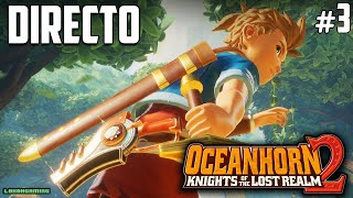 Vídeo Oceanhorn 2: Knights of the Lost Realm