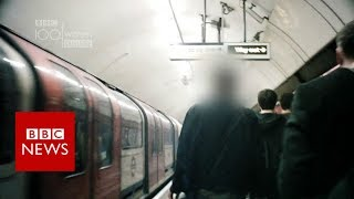 Transport for London say 90% of sexual behaviour on the capital's t...