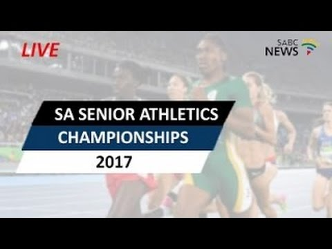 SA Senior Athletics Championships LIVE in coming Feed not a Broadcast production, 22 April 2017