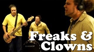 Jack Conte - Freaks & Clowns (covered by Nabeel feat. Vade)