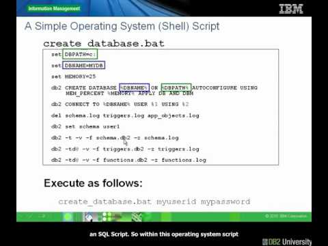 Chapter 4(4) - Operating System Scripts