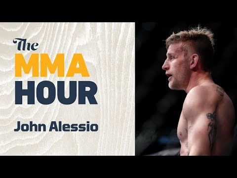Former UFC fighter, current Cop John Alessio Describes Being a First Responder to Las Vegas Shooting