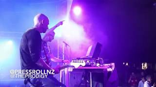 The Prodigy 'Diesel Power' performance by PressRoll NZ