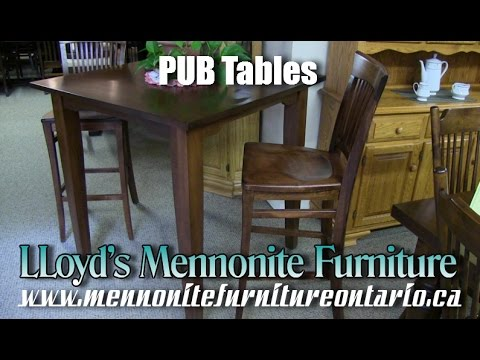 Maple pub table and chairs wood bar furniture toronto ontario maple pub table and chairs wood bar furniture toronto ontario watchthetrailerfo