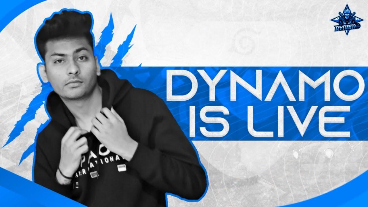 PUBG MOBILE KR LIVE WITH DYNAMO GAMING | DANGER + DYNAMO VS FULL LOBBY