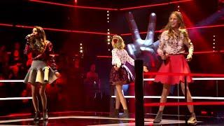 Romane, Aurelie & Leeloo -