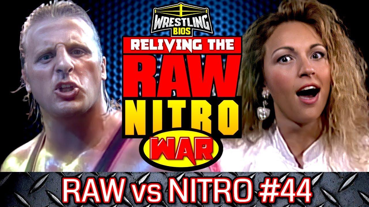 """Download Raw vs Nitro """"Reliving The War"""": Episode 44 - August 5th 1996"""
