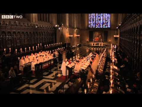 The Choir of King's College Cambridge Sing the Hallelujah - Easter From King's - BBC Two