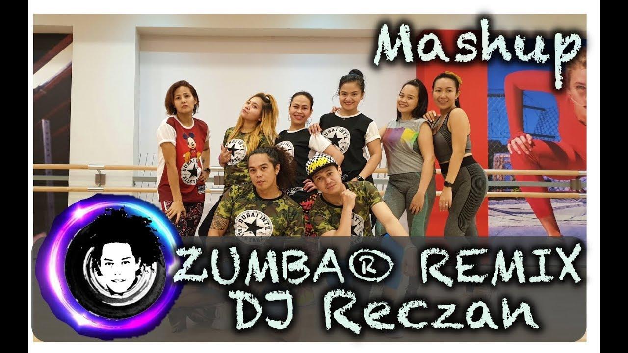 Zumba 2019 Remix Dj Reczan Mix Zumba Alfredo Jay Choreography Dance Fitness Youtube