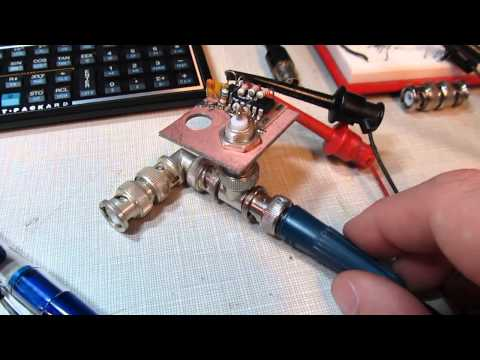 #88: Cheap and simple TDR using an oscilloscope and 74AC14 Schmitt Trigger Inverter