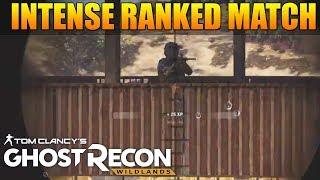 Intense Ranked Sniping Match on Xbox One w/ Muddvain, StealthyPuma, & AL | Ghost Recon Wildlands PVP