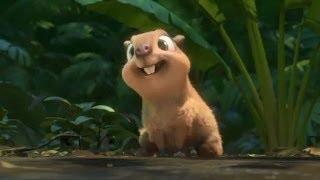 Funny Singing Capybara (Rio 2)