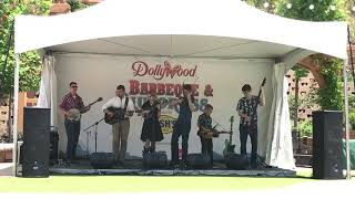 Wild Bill Jones at Dollywood!