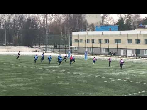Тверские регбисты на турнире в Зеленограде