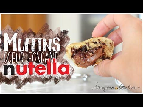 comment-faire-des-muffins-au-nutella-?-∆-meilleure-recette-(pâte-muffins-sans-lait)