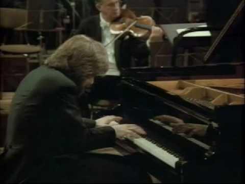 Zimerman - Beethoven, Piano Concerto No. 4 - II Andante con moto