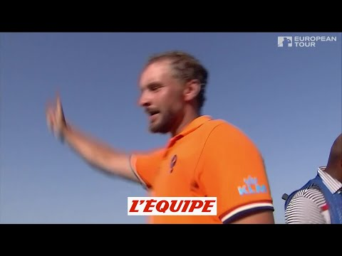 Luiten, le man d'Oman - GOLF - Tour européen