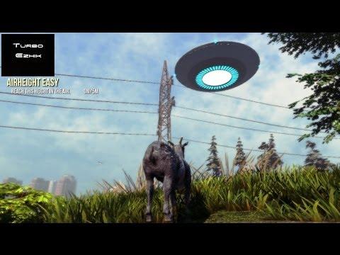 Тусовка на крыше! - Goat Simulator (Симулятор козла)