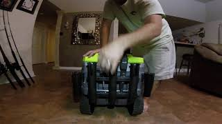 Video How to Attach Axle and Wheels to a PVC Frame download MP3, 3GP, MP4, WEBM, AVI, FLV Februari 2018