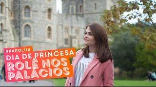 #KarolUK: Rolê da realeza pelos palácios de Buckingham, Windsor, Hampton Court e Kensington