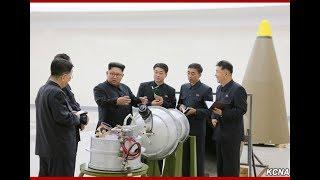 North Korea Reveals Advanced Hydrogen Bomb - Coreia do Norte Revela a bomba de hidrogênio avançada