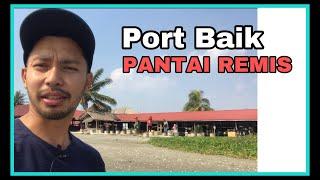 Pantai Remis Jeram | PORT BAIK MAKAN SEAFOOD MURAH