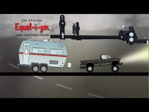 How To Hitch Up A Travel Trailer Youtube