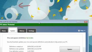 Best Anti-Virus Software for Windows Vista/7 Microsoft Security Essentials