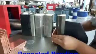 BM303  CNC Busbar Bending Operations