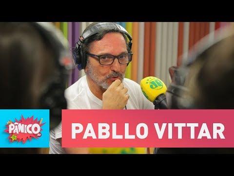 Paulo Miklos diz o que acha de Pabllo Vittar | Pânico