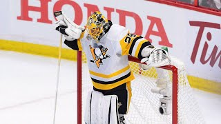 Golden Knights find no. 1 goalie in Fleury, acquire multiple draft picks