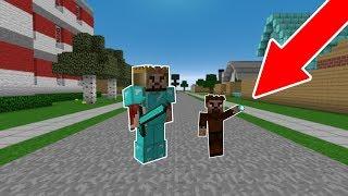 BEBEK FAKİR ELMAS TAŞINI BULDU! 😱- Minecraft
