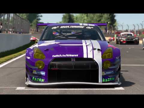 GT3 by GTrs: Race 2-1. Joining in as a wildcard!
