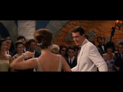 """Rock Hudson - """" Dancing """" - 3/4"""