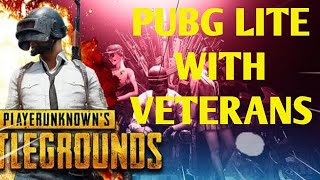 PUBG MOBILE  LITE / LIVE STREAM ANY ONE CAN JOIN
