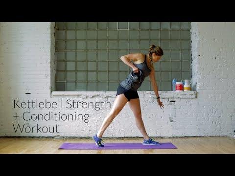 kettlebell workout youtube