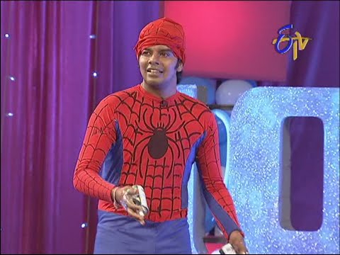 Jabardasth - జబర్దస్త్ -    Sudigaali Sudheer Performance on 1st January 2015