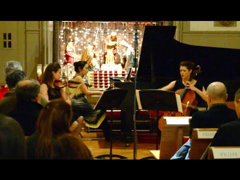 Johannes Brahms: Piano Trio No. 1, I. Allegro con brio