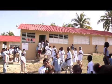 San Diego Padres Outreach in the Dominican Republic