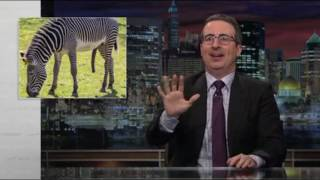 Last Week Tonight With John Oliver - Bolivian Zebras (part 1)