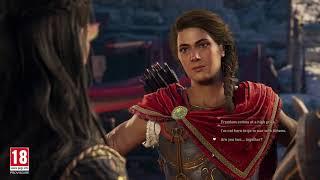Assassin's Creed Odyssey • 4K UHD E3 2018 Gameplay Walkthrough • FR • PS4 Xbox One PC