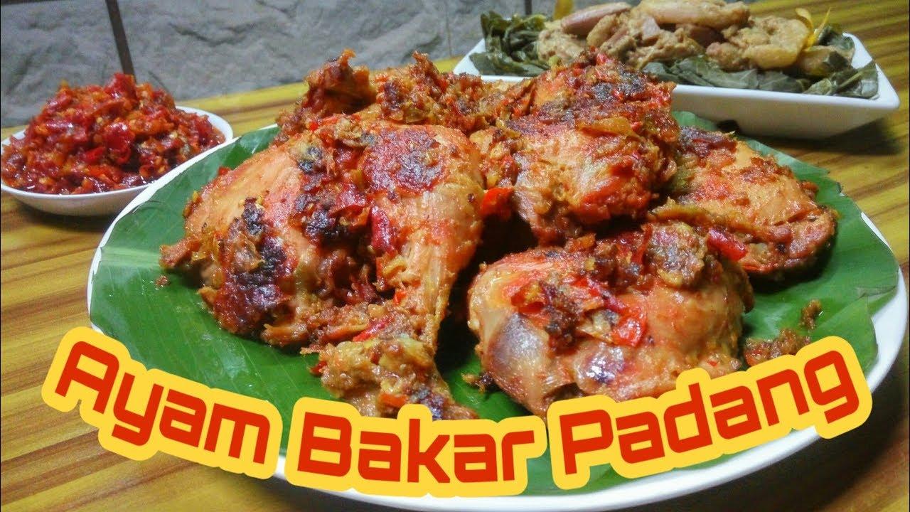 masak ayam bakar padang resep ayam bakar padang pakai bumbu kuning pakistaninetcafe Resepi Ayam Masak Madu Enak dan Mudah
