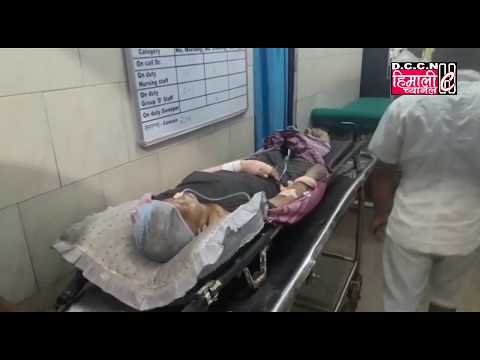 HCNEWS@सरिना तामाङलाई मलय चक्रबोर्टी हॉस्पिटल बाट District Hospital दार्जीलिङमा Shift गरियो/22.08.19