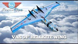 VAS 34 Hellkite Review & Flight